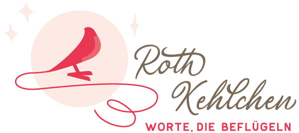 Roth Kehlchen | Worte, die beflügeln Logo